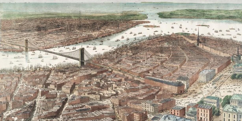 Nueva York del siglo XVII