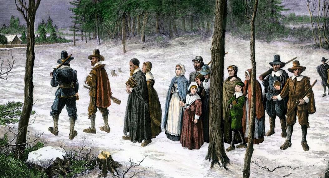 La religión en el siglo XVII - Puritanos
