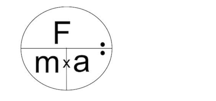 ecuación de fuerza