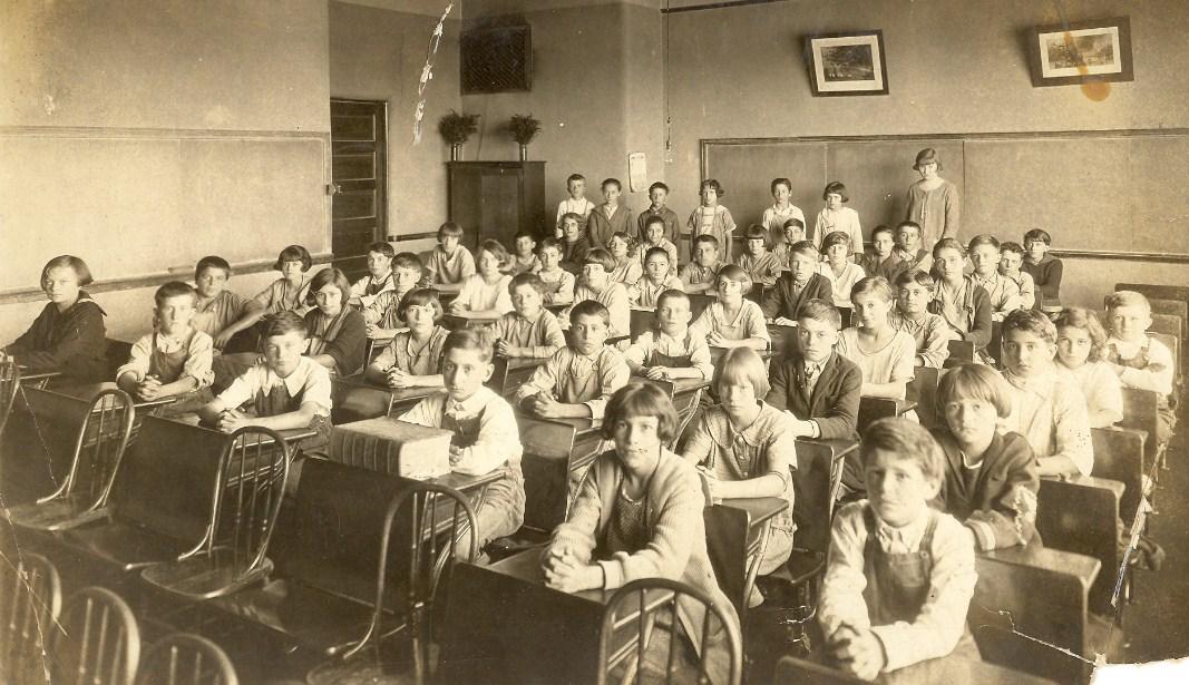 Infancia en la Inglaterra de los años 30