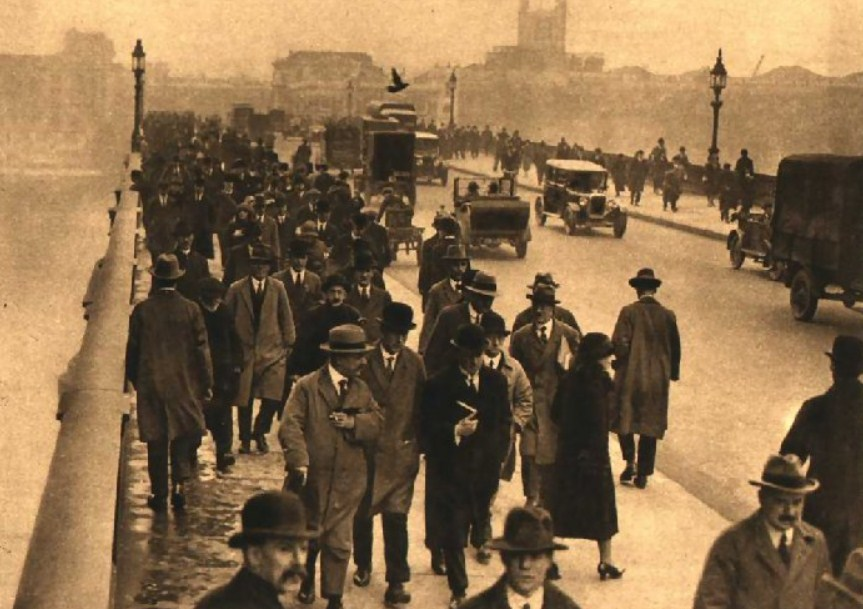 Ocio en la Inglaterra de los años 30