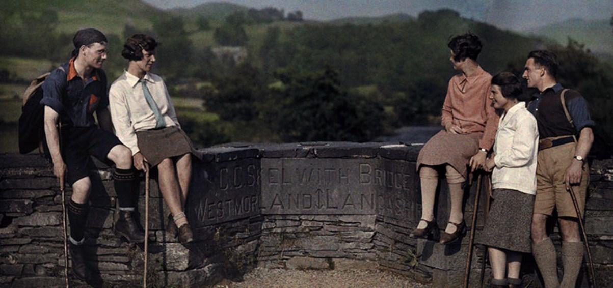 La vida en la Inglaterra de los años 30